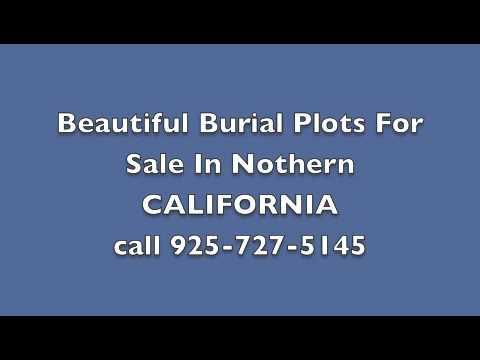 burial plots for sale in california