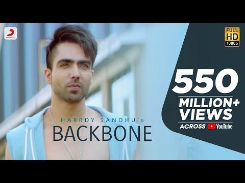 Hardy Sandhu - Backbone | Jaani | B Praak | Zenith Sidhu | Latest Romantic Song 2017