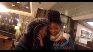 #CheersToTheFall Tour with Andra Day - Seattle Tour Diary