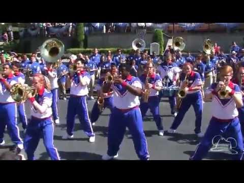 Uptown Funk -  45th Anniversary Disneyland Resort All-American College Band