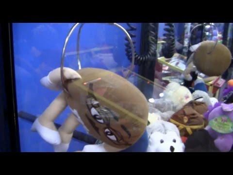 Man vs Claw: Insane DEATH Grip Claw Machine! | JOYSTICK