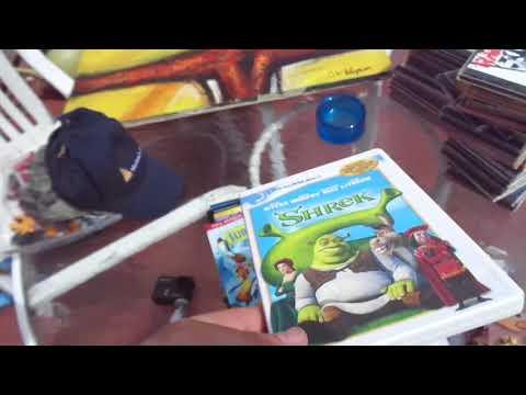 Video Game CDs Jewelry Helgason Painting Flea Market Garage Yard Estate Sale Finds Pick-Ups 5/11/18