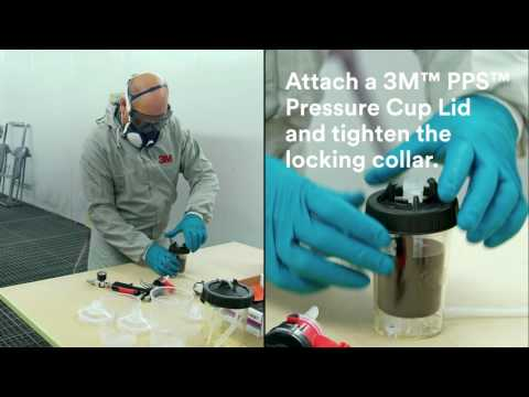 3M™ Accuspray™ and PPS™ - High Viscosity Material Application