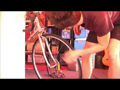 Cycling Tip: How To replace a Brake Cable on a Vintage Road Bike