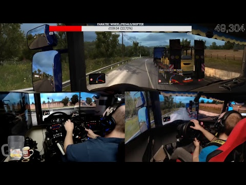 Euro Truck Simulator 2 with dad episode 16
