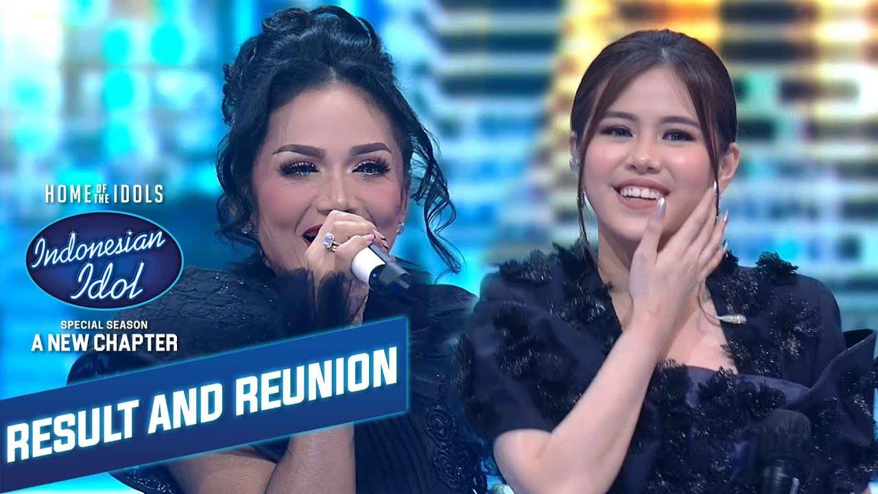 Mimi Krisdayanti Feat Melisa [ BANYU LANGIT ]   RESULT & SUPER REUNION - Indonesian Idol 2021