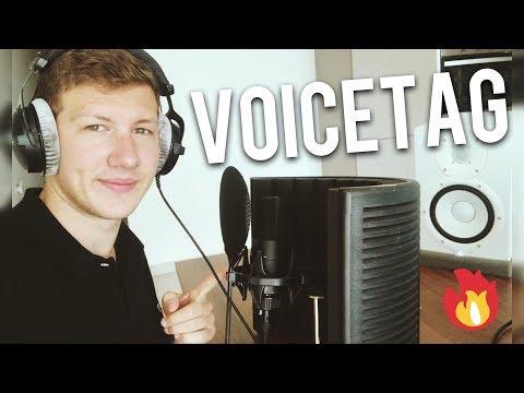 COMMENT CREER UN VOICETAG