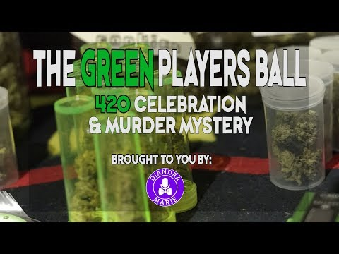 420 Celebration, The Green Players Ball Adds A