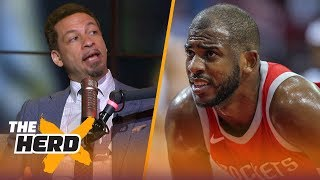 Chris Broussard on Lakers