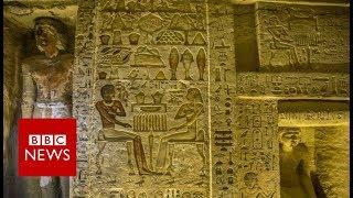 Egypt tomb: Saqqara