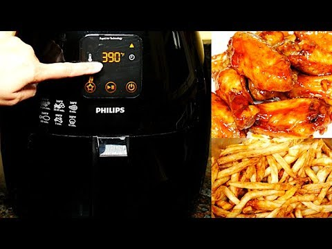 Philips Airfryer XL Review