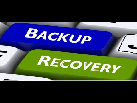 How To Backup And Restore Your PC | Easy And Fast Way  [URDU/HINDI]