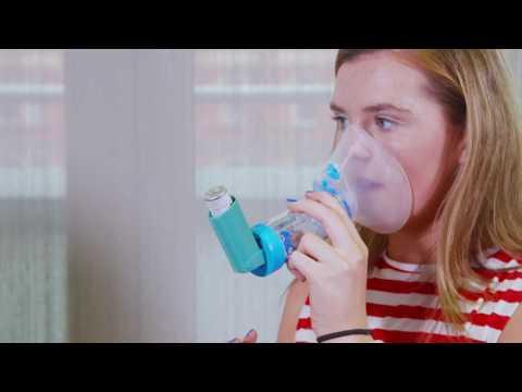 Aerochamber Plus Single breath technique HD