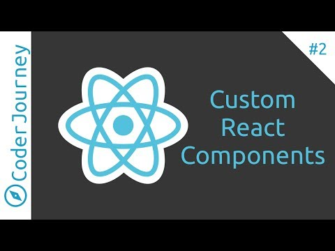 How to Create Custom React Components