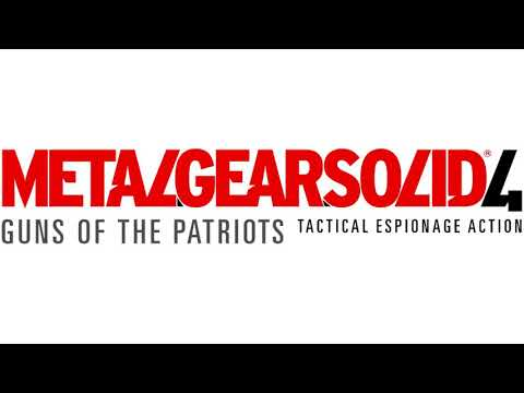 Old Snake - Metal Gear Solid 4: Guns of the Patriots