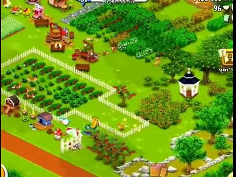 Hay Day Catch a fox step by step
