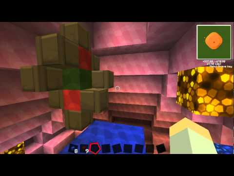 Animal Cell Science Project Minecraft