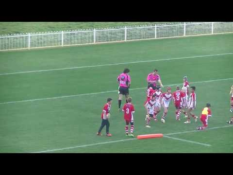 2016 Group 10 JRL Grand Final U10's Mudgee White vs Mudgee Red