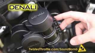 Denali SoundBomb Review