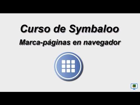 CURSO DE SYMBALOO (2017)   1.3b  Marca-páginas en navegador (HD)