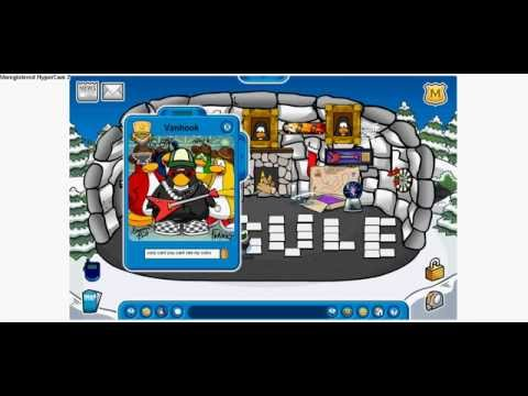 Club Penguin-Cool Outfits