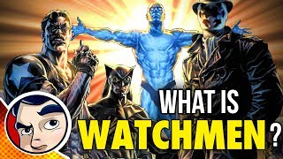 Download What is the WATCHMEN? - (DC Rebirth Theory) Know Your Universe Video