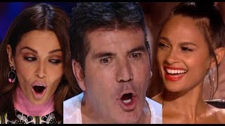 "The ""MOST DIFFICULT"" Song In The WORLD EVER??? GOLDEN BUZZER!"