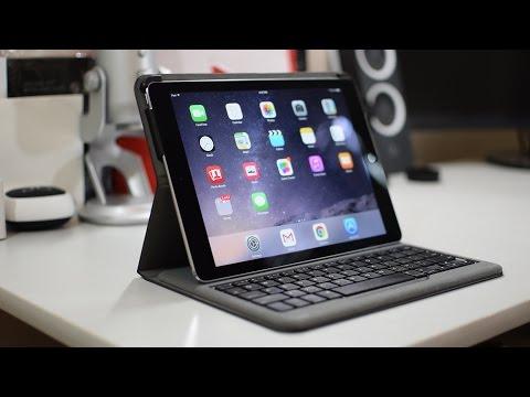 Anker Keyboard Case for iPad Air 2! BEST iPad Keyboard Case 2015!