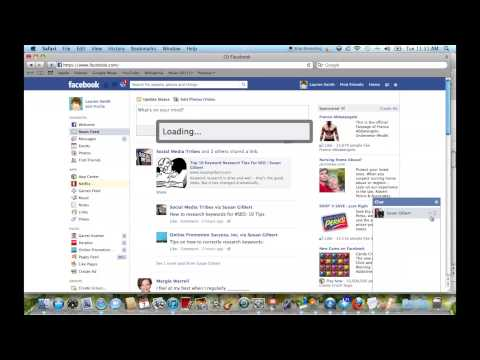 How to Get the Green Dot Back on Facebook : Facebook Tips & Help