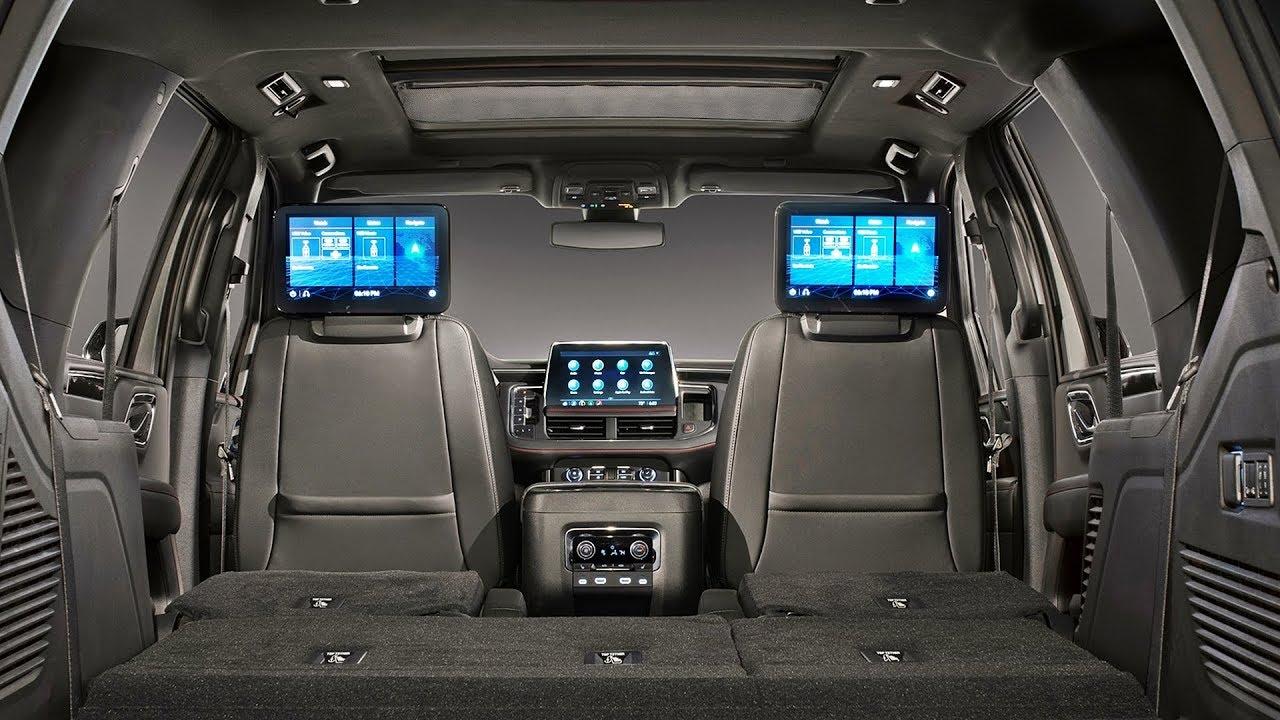 2021 Chevrolet TAHOE - INTERIOR