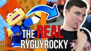 Download THE REAL RYGUYROCKY! 😱 // RYGUYROCKY from Minecraft Daycare Video