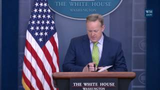 2/2/17: White House Press Briefing