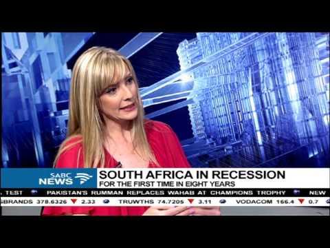 DISCUSSION: SA economy downgrades and recession