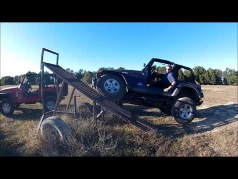 SMORR 10/2016 #11 ~ Playing on the Flex-Tester, the Culvert Climb, and the Log Crawl.