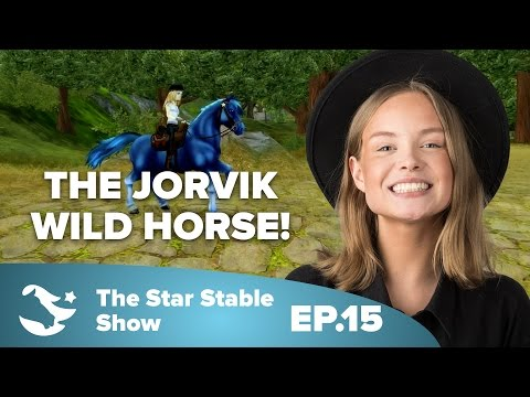 The Jorvik Wild Horse! | The Star Stable Show #2.15