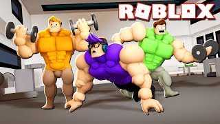 Roblox Adventures - GET BUFF OR YOU CAN