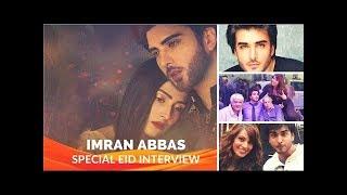 Eid Special - Imran Abbas with Neelam Munir sharing His Secret Stories 😍