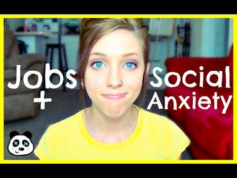 Jobs + Social Anxiety