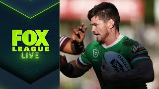 John Bateman chats all things isolation | Fox League Live