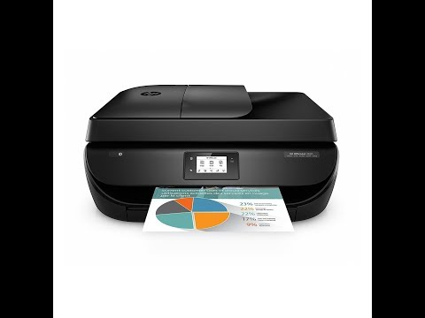 Hp Officejet 4650 - How to Change Ink Cartridges - Review