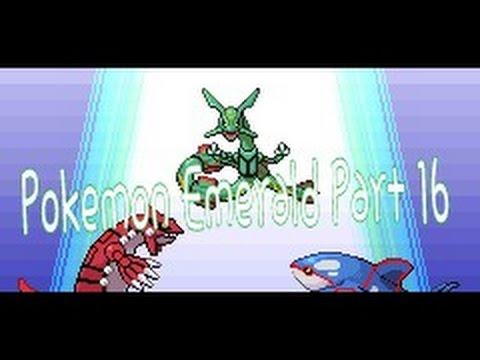 Pokemon Emerald Part 16-Sky Pillar