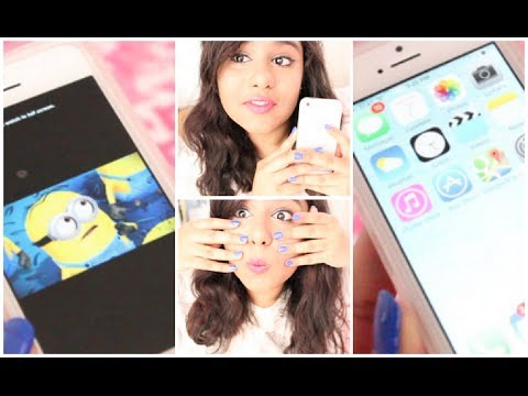 What's On My iPhone 5s? + How I Edit Instagram Pictures!