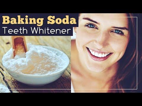 Baking Soda Teeth Whitener (Recipe)