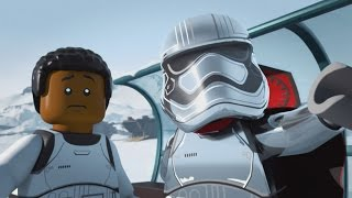 Attack Of The Conscience | LEGO Star Wars: The Resistance Rises | Disney XD