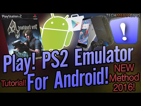 play ps2 emulator for android installation tutorial new method