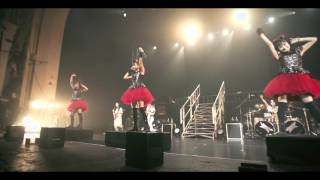 """BABYMETAL Gimme Chocolate!! Live At The 02 Academy Brixton, London from new live DVD : Blu ray """"BABY"""
