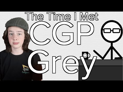 The Time I Met CGP Grey - Q with A Episode 3
