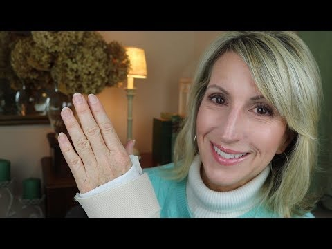 BASAL JOINT ARTHRITIS SURGERY - 6 WEEKS AFTER SURGERY