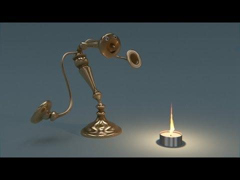Blender Tutorial I Laplacian Deform Modifier