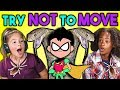 Kids React To Try Not To Move Challenge 2 mp3
